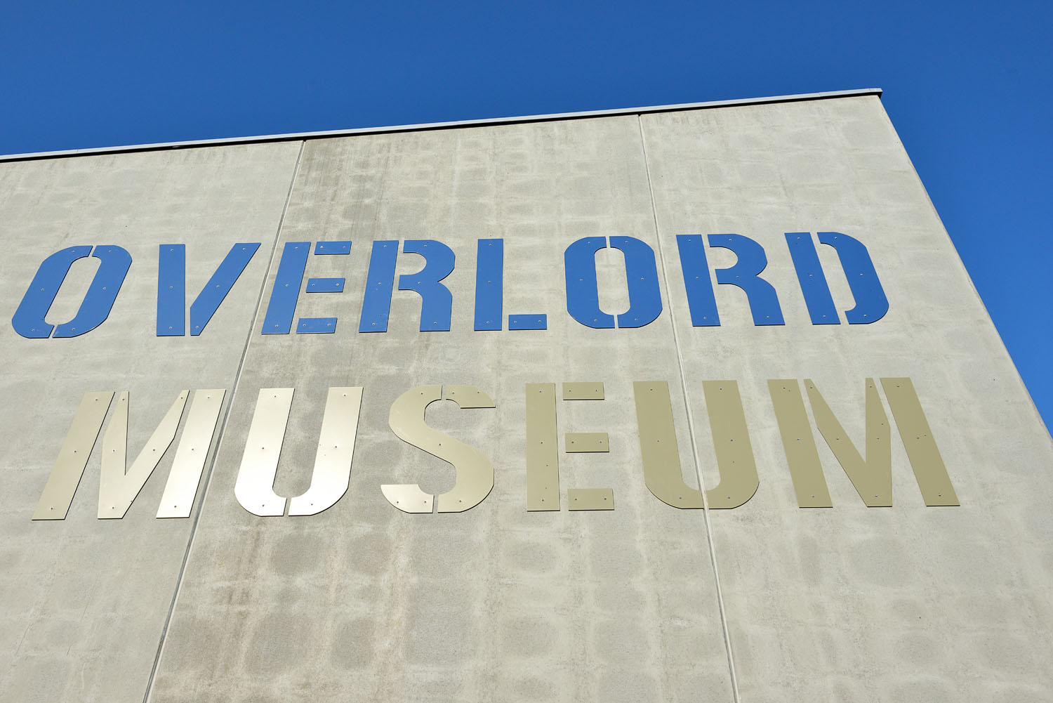 Overlord Museum - Colleville-sur-Mer - Août 2013 - 130